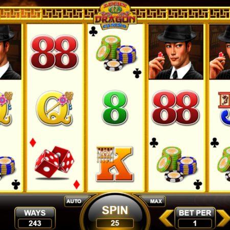 Lucky Dragon Casino Slot Review