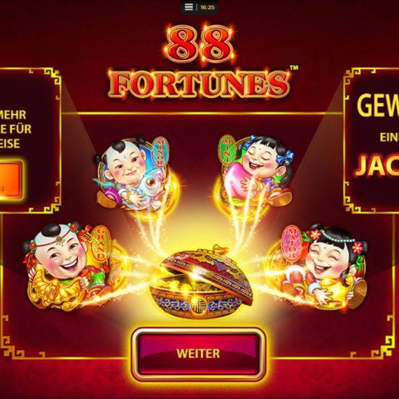 88 Fortunes Slots